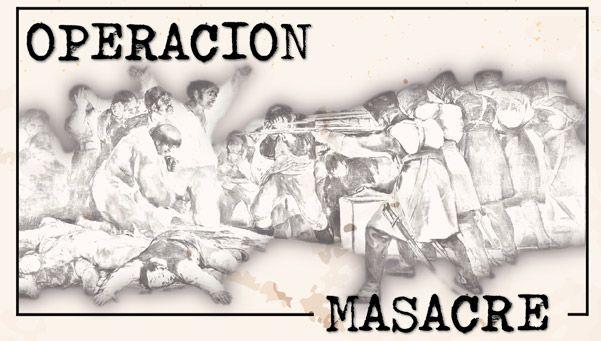 Infografía | A 60 años de los fusilamientos de José León Suárez