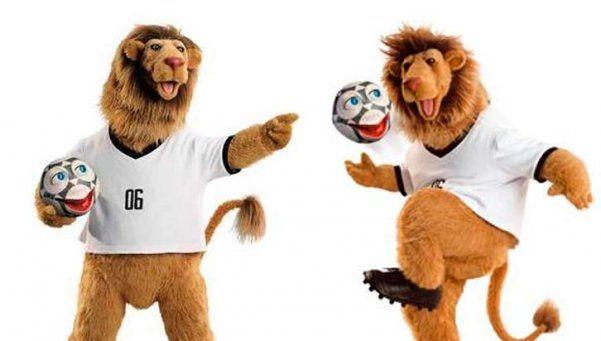 La mascota fue el gran fiasco del Mundial 2006