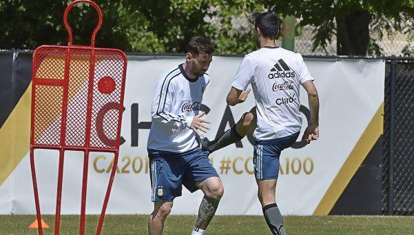 Martino confirmó que Lionel Messi será titular ante Panamá