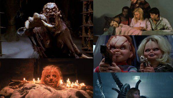 Las 5 mejores secuelas de películas de terror