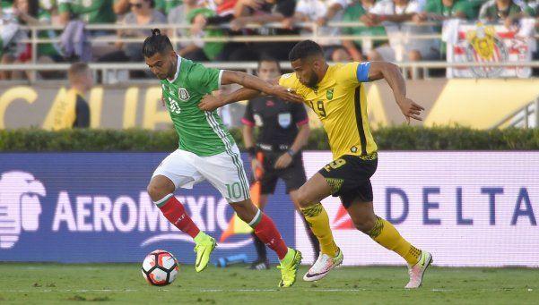 Copa América: México derrotó a Jamaica y se metió en octavos