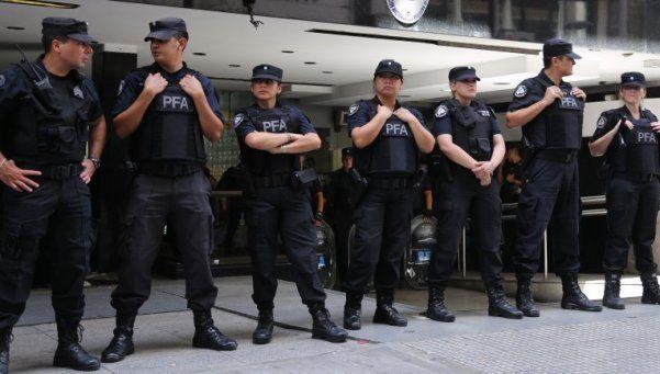 Balearon al jefe de División Antisecuestros de la Policía Federal
