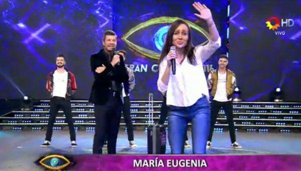Gran Cuñado: la genial imitación de María Eugenia Vidal