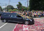 Fotos | Así fue el emotivo funeral de Muhammad Ali