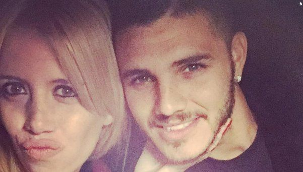 Mauro Icardi desmintió que Wanda esté embarazada