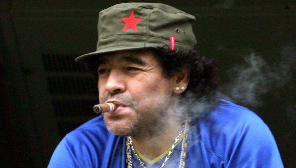 Diego: Cinco oligarcas no se van a quedar con la AFA