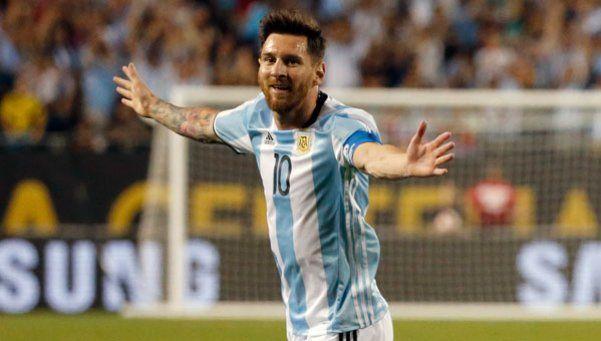 Messi, luego de sus tres goles en media hora: Esperaba arrancar despacito
