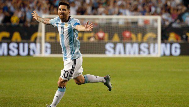 La dimensión de Messi