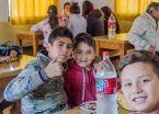 Observatorio por chicos sin hambre en Avellaneda