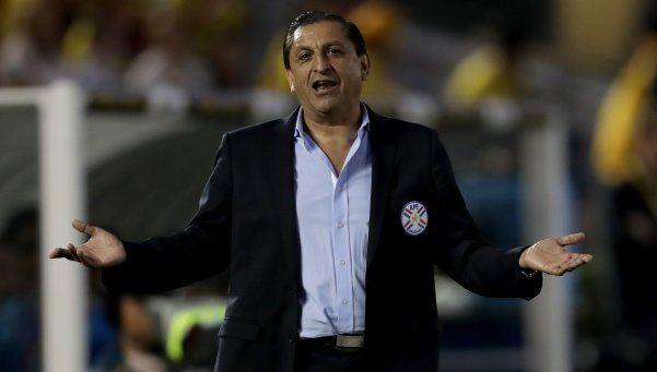 Tras la eliminación, Ramón Díaz dejó de ser el técnico de Paraguay