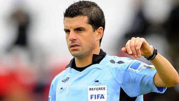 Andrés Cunha, el árbitro que apeló a la tecnología y falló