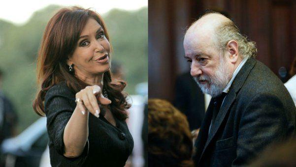 Cristina Kirchner insistió en la recusación de Bonadío