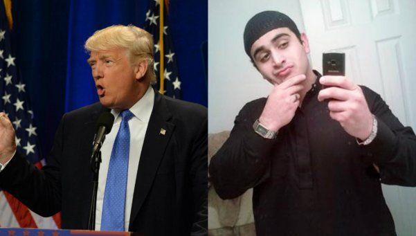 Trump volvió a pedir que se prohíba la entrada de musulmanes
