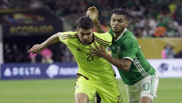México lo empató y todo indica que Argentina jugará con Venezuela