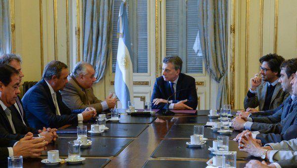 Macri preside el encuentro del Gabinete ampliado en el CCK