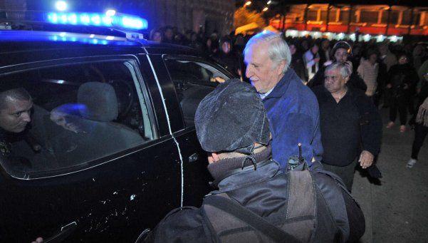 """Vignatti: """"Terminamos desalojados del club por un patrullero"""""""