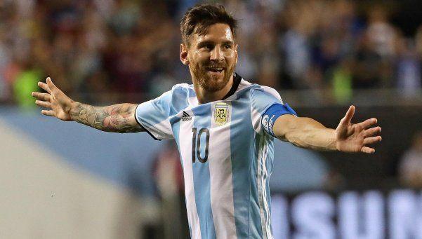 Messi vuelve a la Selección Argentina: Amo demasiado a mi país