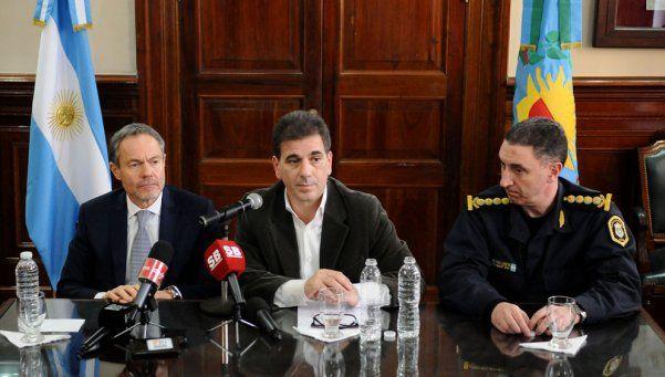 """""""A López se le hallaron 167 bultos con dólares, euros, yenes y moneda de Qatar"""""""