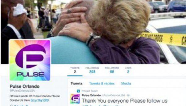 Masacre de Orlando: usan Twitter para estafar con donaciones