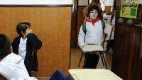 Escuelas y comedores de Avellaneda con más crisis