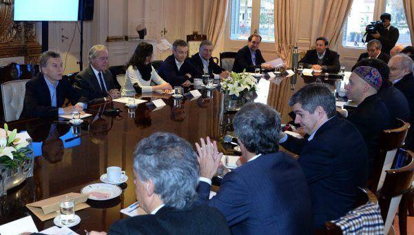 A su regreso de China, Macri dialogó sobre inflación
