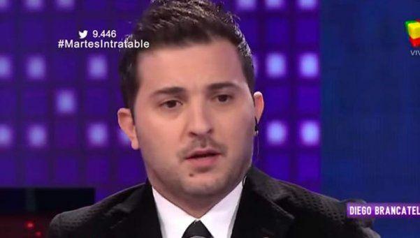 """Diego Brancatelli tras la detención de López: """"Para mí hoy fue el límite"""""""