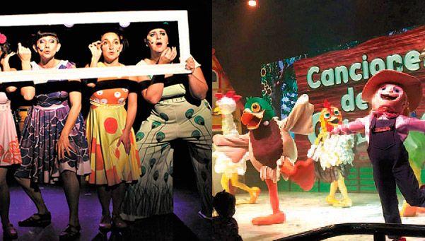 El Camarín del Teatro: Ciertas Petuñas en El Marechal