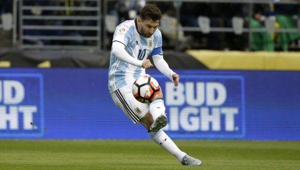 Los 73 minutos de Lionel Messi en la Copa América, en números