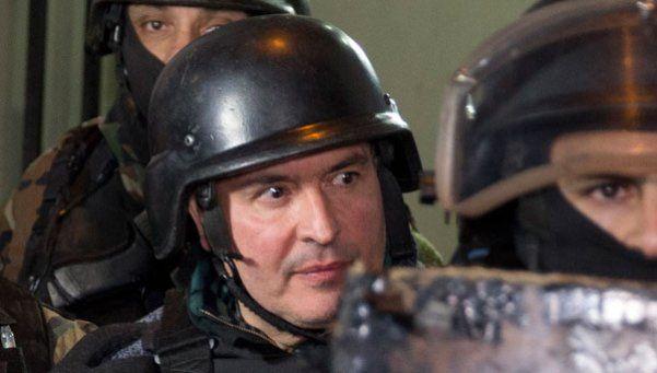 A los gritos, López se negó a declarar y dijo no recordar su fecha de nacimiento