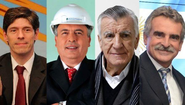Abal Medina, Gioja y Rossi condenaron el accionar de José López