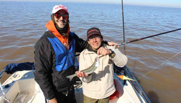 El Río de la Plata volvió a tener su gran fiesta de pesca