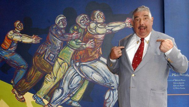 "Murió Rubén Aguirre, el ""Profesor Jirafales"""