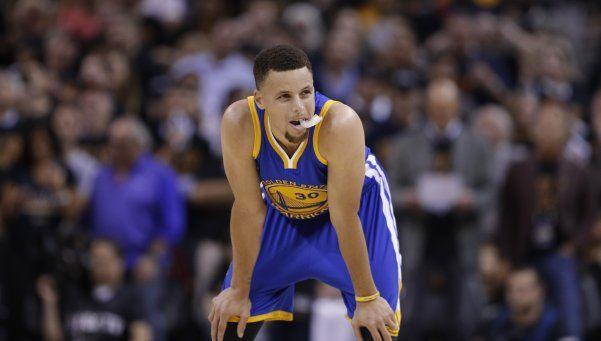 La increíble reacción de Stephen Curry en la sexta final de la NBA