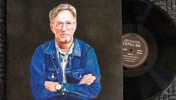 Clapton: las raíces de esas manos mágicas