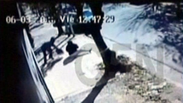 Paternal: intentó robar un bebé de los brazos de su mamá