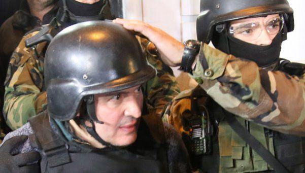 José López se negó a declarar: tiene estrés reactivo