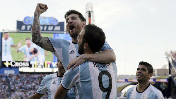 Messi: La cabeza está puesta en levantar la Copa