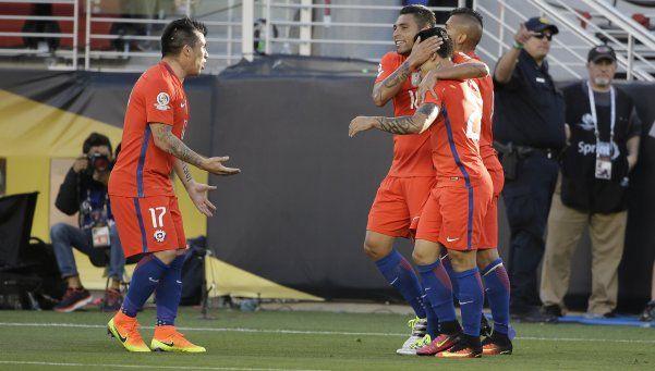 ¡7 a 0! Chile humilló a México y llega afiladísimo a semis