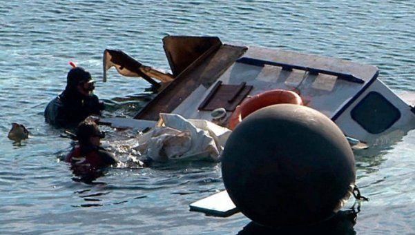 Tragedia en Rusia: 14 chicos murieron en un naufragio