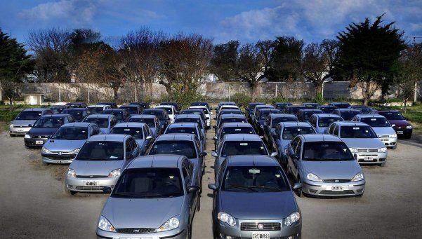 Cayó un 19 por ciento la venta de autos usados