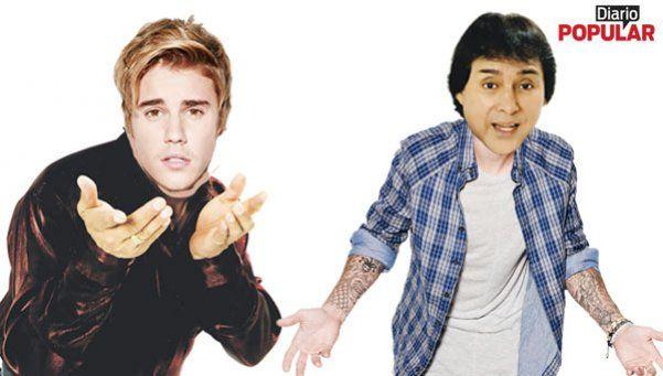 ¿Qué tienen en común Ricky Maravilla y Justin Bieber?