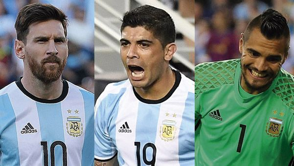 Argentina, hacia la recta final con nivel ascendente