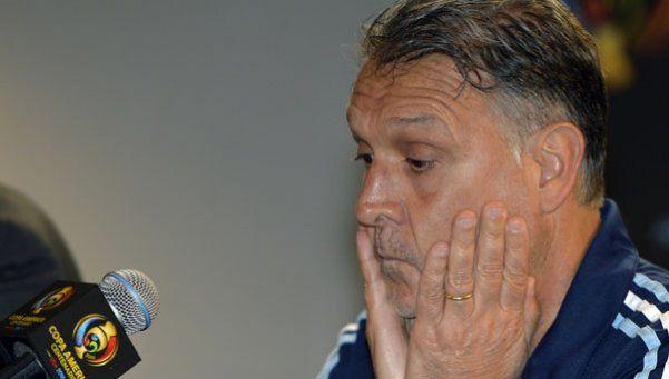 Martino: Elaboramos y presionamos bien, pero no somos los mejores