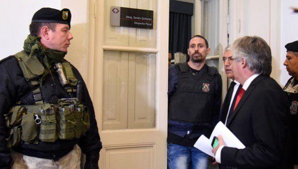 Ahora Pérez Corradi se niega a ser extraditado a la Argentina