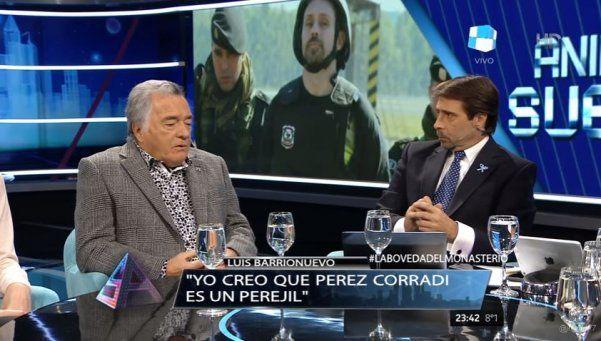 Barrionuevo: Hay que agradecer que la gente buscó un cambio