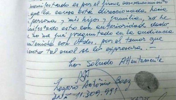 Lázaro Báez ratificó el encuentro entre Casanello y Cristina