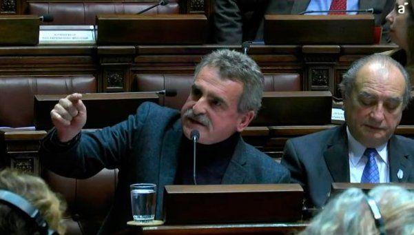 El Parlasur rechazó el pedido de expulsar a José López