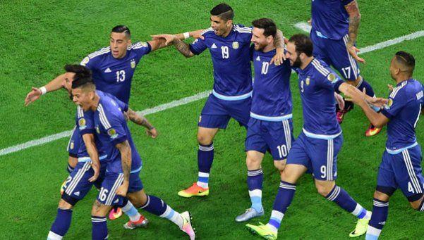 Yanqui, decime qué se siente: Argentina goleó 4-0 y jugará la final de la Copa