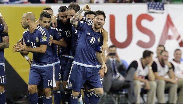 Messi: Salir campeón es la ilusión de todos, ojalá no se nos escape