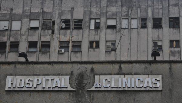 Robaron aparato del Hospital de Clínicas para venderlo en la web